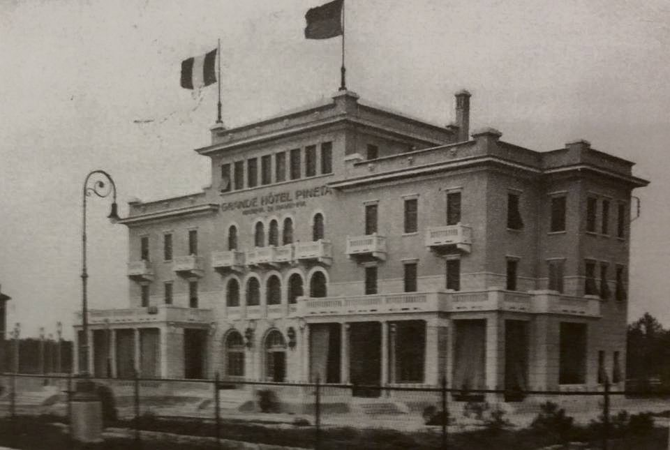 Grande Albergo Pineta - Marina di Ravenna (1930)