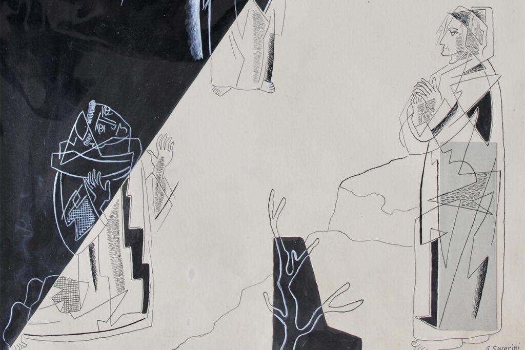 Artisti in dialogo con Dante negli anni '50 e nel tempo presente