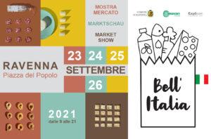 Bell'Italia Tour 2021 a Ravenna